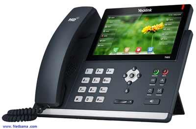 تلفن های تحت شبکه گرند استریم و یالینک (یلینک)