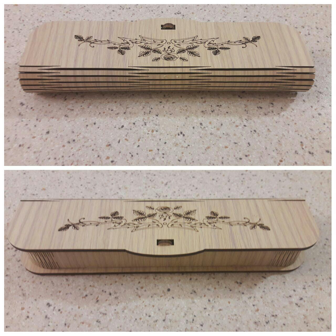 لیزر ایرانیان تولید کننده انواع جعبه چوبی