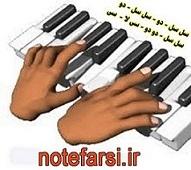 نُت گوشی - نوازندگی آسان و سریع