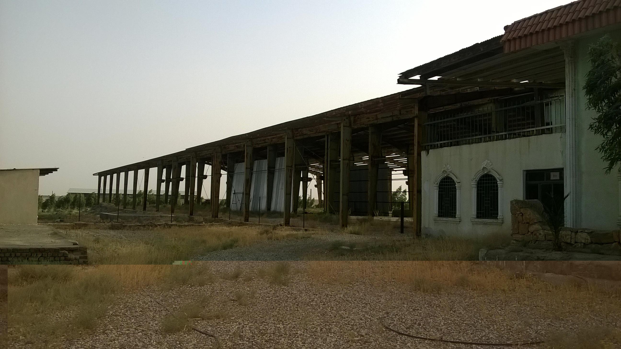 فروش کارخانه بزرگ نورد فولاد