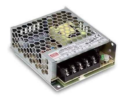 LRS-50 ، منبع تغذیه 50 وات ، LRS-50-24 ، منبع تغذیه کف خواب 24 ولت 2.2 آمپر، LRS-50-12 ، منبع تغذیه 12 ولت 4.2 آمپر ، Mean Well
