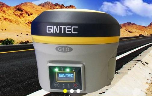 جی پی اس Gintec G10 (کنترلر - رادیومودم)