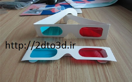 فروش عینک سه بعدی در تیراژ بالا
