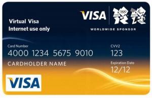 صدور آنی ویزا کارت مجازی