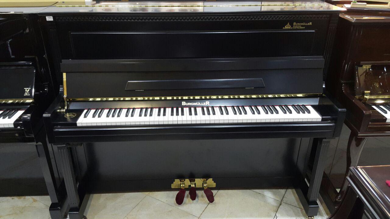 فروش  پیانو آکوستیک برگمولر سایلنت