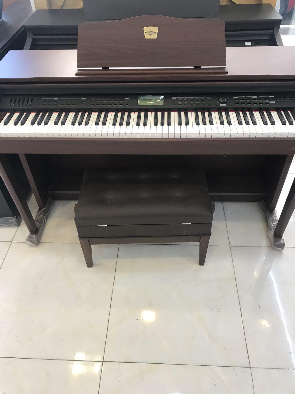 فروش پیانو برگمولر(نقد و اقساط)