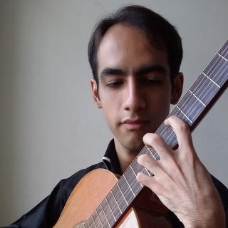 آموزش گیتار کلاسیک توسط محمد ثابت قدم