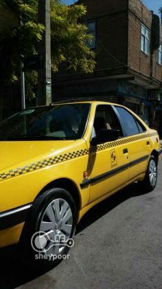 فروش فوری تاکسی پژو۴۰۵دوگانه