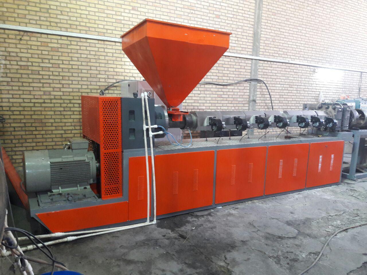 سازنده ماشین آلات بازیافت پلاستیک گروه صنعتی متین