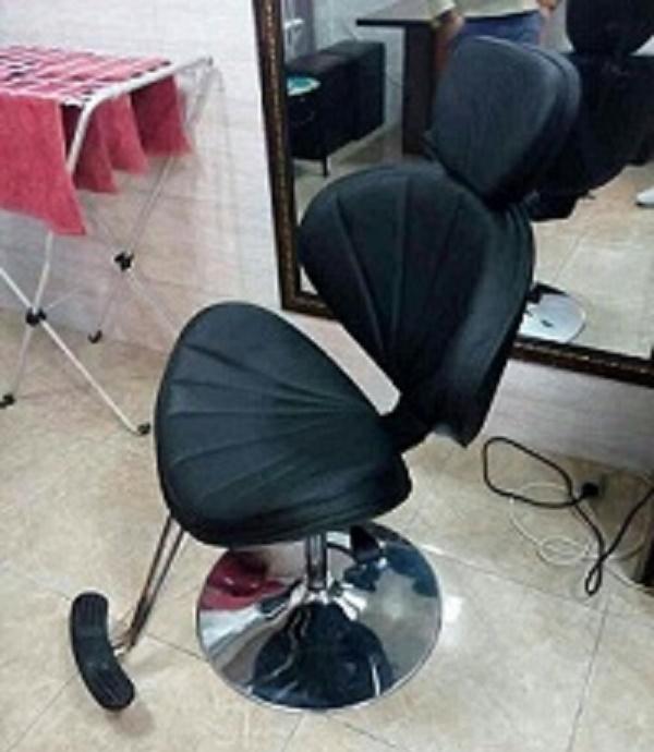 صندلی آرایشگاه جکی و پدالی