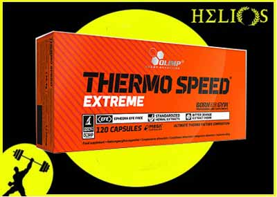 کپسول لاغری ترمو اسپید جدید الیمپ Thermo Speed Olimp