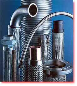 فروش انواع شیلنگ فلزی استیل(متال فلکسیبل هوز)