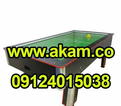 فروش میز پینگ پنگ، فوتبال دستی، ایرهاکی، بیلیارد