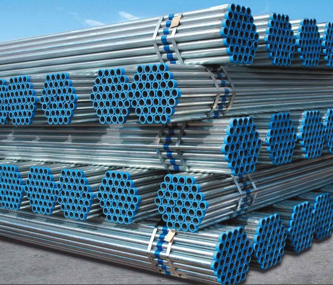 توزیع و فروش انواع لوله های فولادی