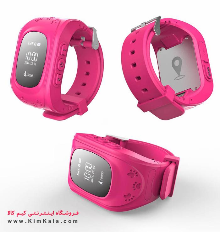 فروش ویژه ردیاب دستبندی ساعت مچی با امکان ردیابی آنلاین ,تماس تلفنی و.../09120132883