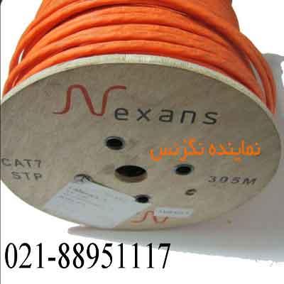 فروش کابل کت سون کابل شبکه کت سون CAT7