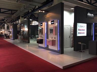 طراحی ، ساخت و اجرای غرفه های نمایشگاهی