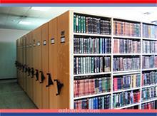 قفسه کتاب|قفسه فلزی کتابخانه