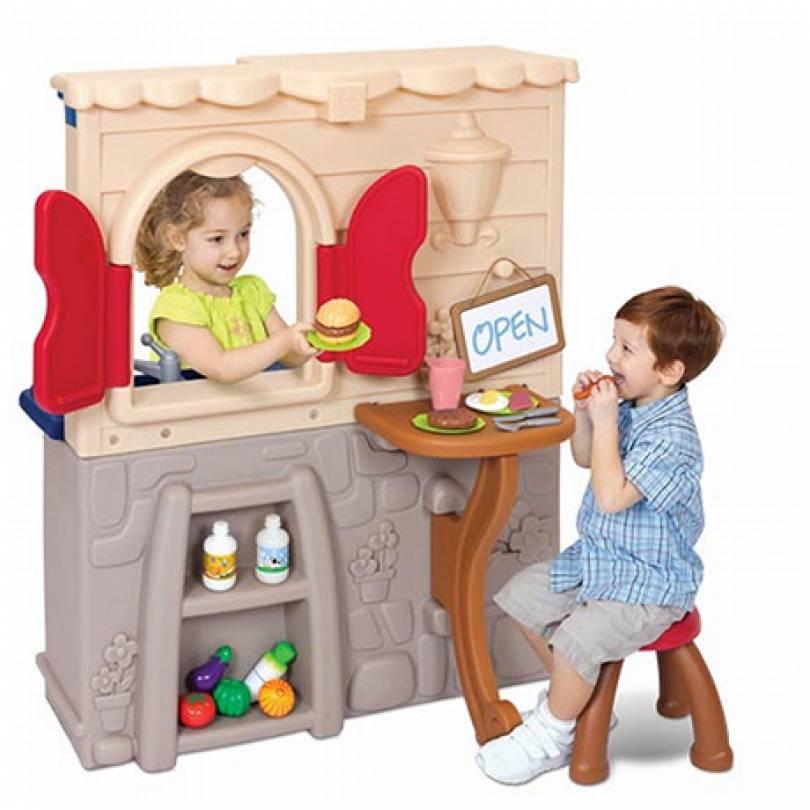 آشپزخانه بزرگ کودک مدل grow