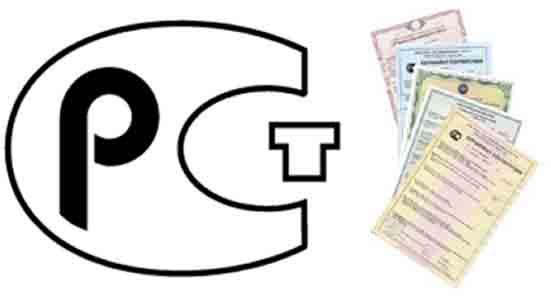 دریافت نشان CE و نشان GOST