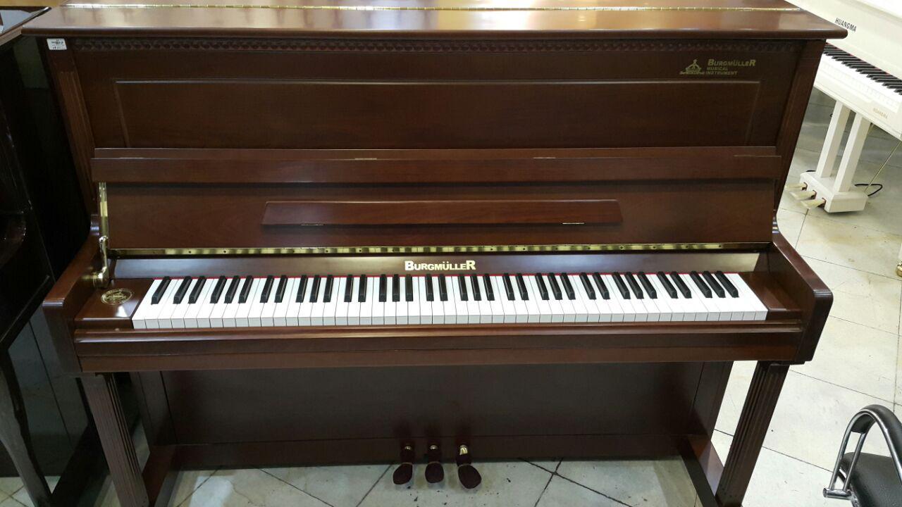 پیانو آکوستیک برگمولر  121