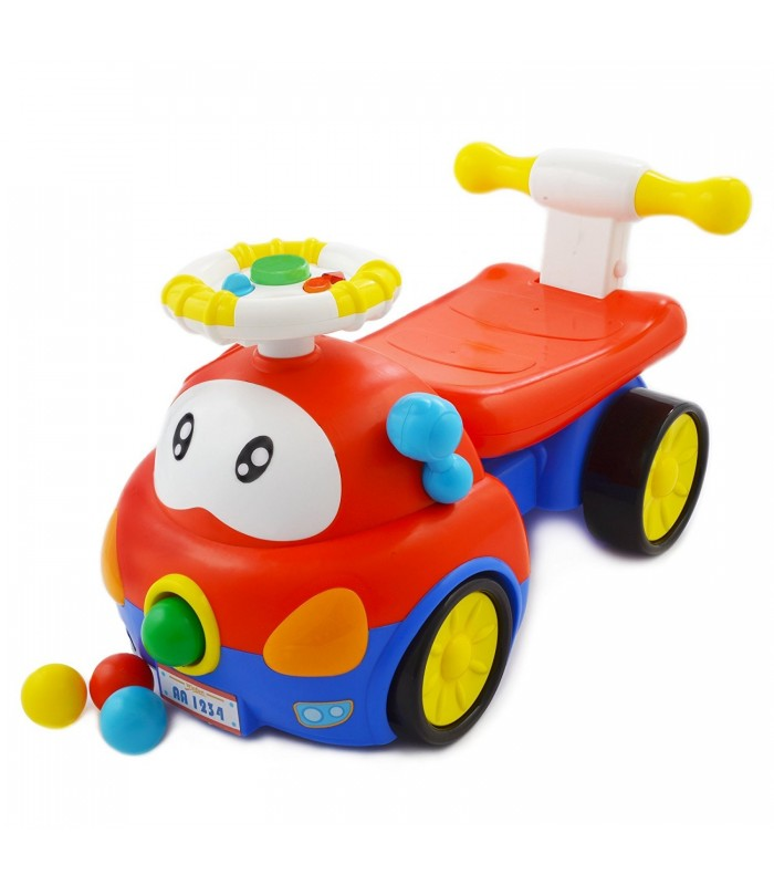 واکر چندکاره کودک مدل ماشین Winfun