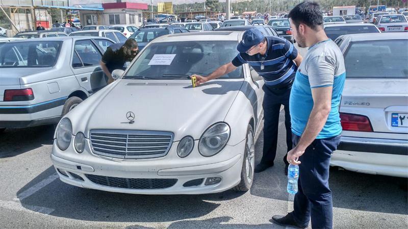 فروش دستگاه و آموزش حرفه ای کارشناسی و تشخیص رنگ خودرو