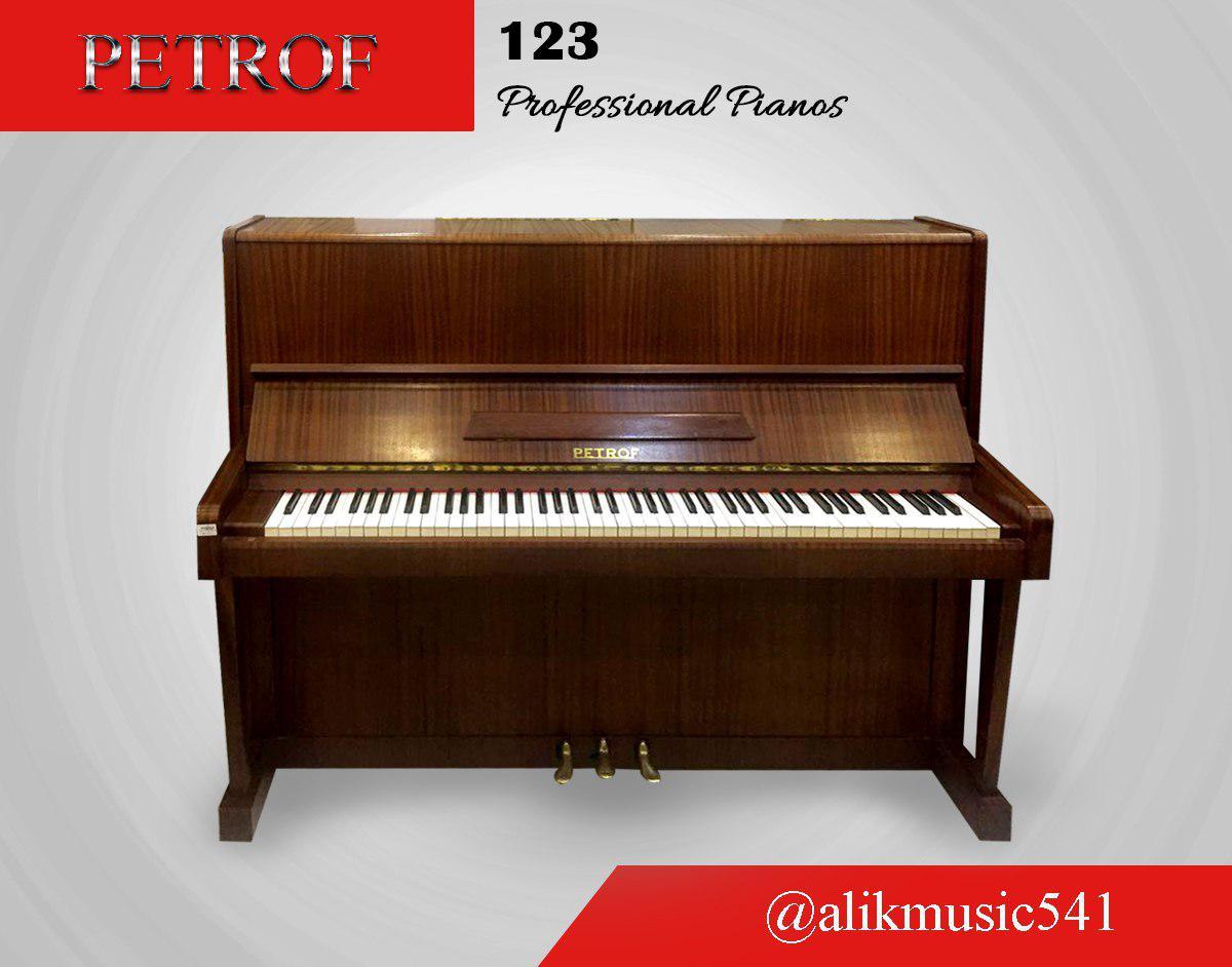 فروش پیانو آکوستیک PETROF