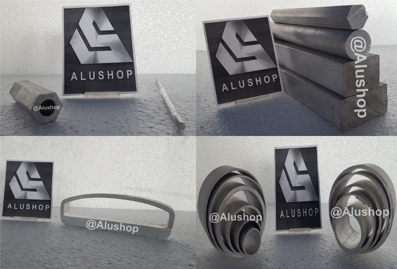 تولید و فروش مقاطع تخصصی آلومینیومی