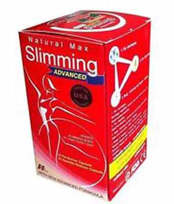 کپسول لاغری اسلیمینگ قرمز اصلی Slimming Caps