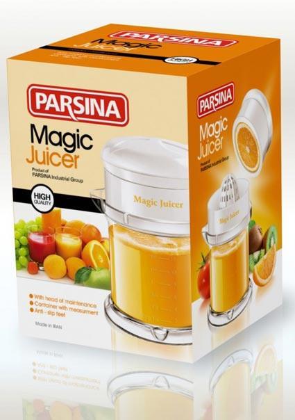 آب پرتقال گیری مجیک جویسر پارسینا (فروشگاه جهان خرید)