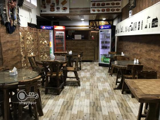 خریدار امتیاز فست فود موقعیت مناسب در اصفهان