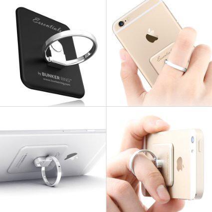 استند و حلقه ضد سرقت موبایل iRing (فروشگاه جهان خر