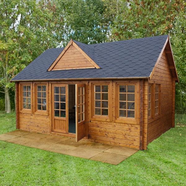 فروش ویژه کلبه چوبی با 30% تخفیف