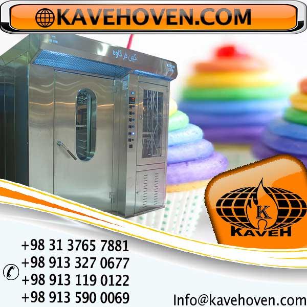 دستگاه فر قنادی 09133270677