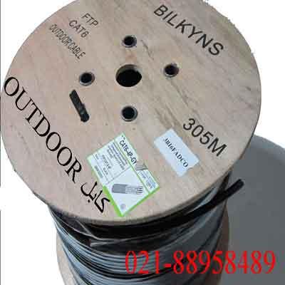 ارائه انواع کابل شبکه outdoor