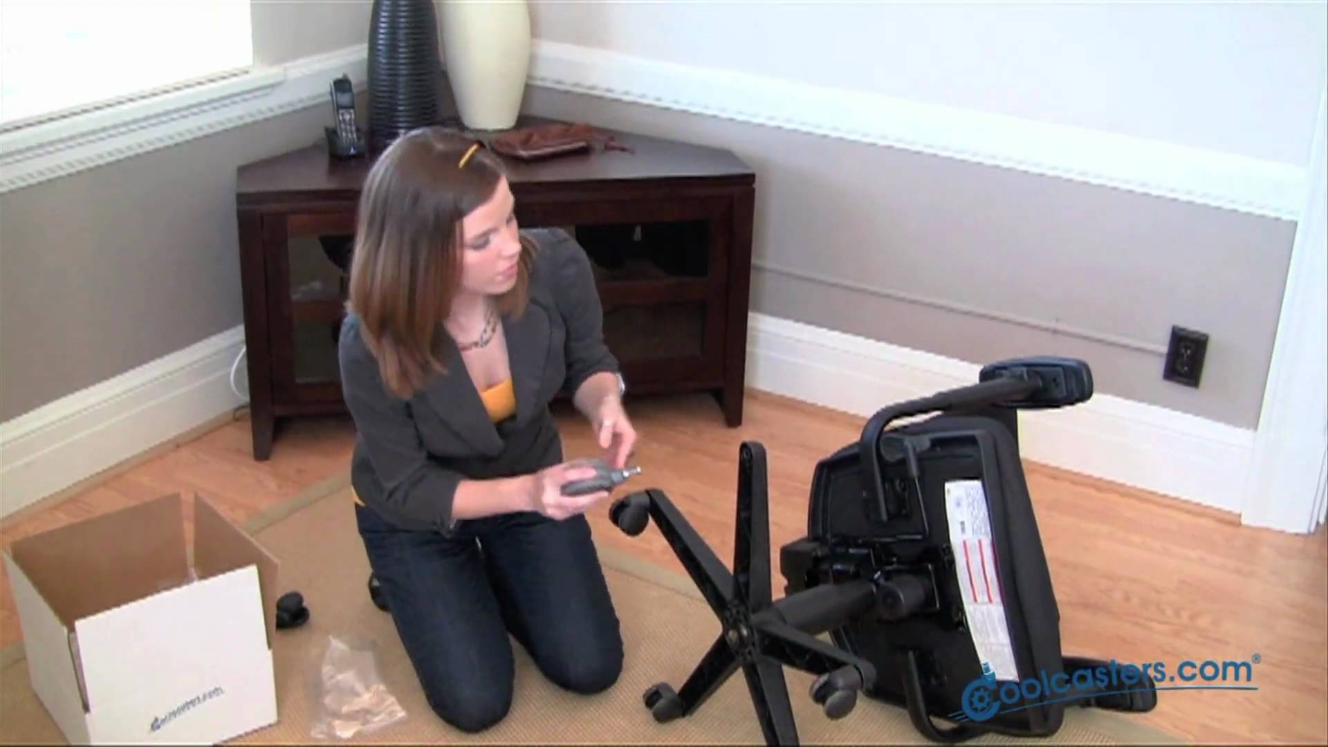 طرح ویژه تعویض و تعمیر صندلی های اداری با شرایط ویژه