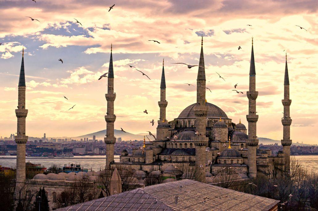 توربدون واسطه استانبول