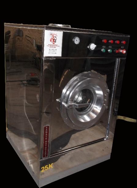 ماشین لباسشویی صنعتی